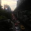 ぽんた旅。バンコクの繁華街には風俗求めの日本人ばかり。ナナとアソークからのシーロム。