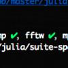 Juliaをインストールして JupyterNotebookで使う