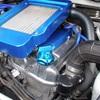 ジムニー JB23W 9型 エンジンヘッドカバー磨き