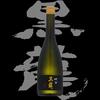 黒龍(こくりゅう)の吟風は高貴な印象、弦鳴楽器のハープだ。