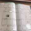 先週のジブン手帳(4/24~4/30)&5月のガントチャート