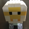 LEGOで朝の顔『ぐでたま』を作ってみた!あの、ゆるーい感じが好きでした。【LEGO】