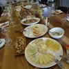 「チーズと日本酒の会」を開催しました。