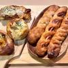 『uneclef (ユヌクレ)』のパンセットlunch の通販再び。お惣菜系のパンあれこれ。