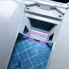 mpcスノースピーダー製作記 76 ヒンジの作成、開閉確認。