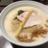 352. 冷やしラーメン@IZASA(本郷三丁目):冷たい鶏白湯という希少な一杯!ビシソワーズのようなクリーミー感!