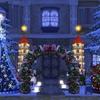 本日のクリスマスイベント