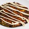 豆腐と米粉の野菜お好み焼きのレシピ