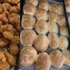 今月2回目の手作りパン給食