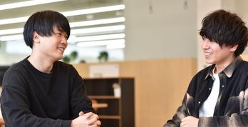 理想のキャリアは、自分でアレンジする。DMM石川新卒対談
