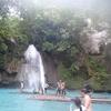 アクティブに遊ぶには必見!!エメラルドグリーンの滝 🐠KAWASAN Fall 🐠 フィリピン セブ島 留学 〜15日目〜