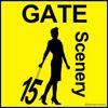 GATE15SCENERY - MIYAKO SHIMOJISHIMA AIRPORT RORS - P3D4&5 リリース