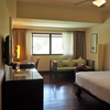ルメリディアン・アンコール デラックスルーム宿泊 シェムリアップ:カンボジア