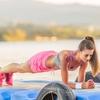 お腹痩せ、脚痩せには体幹トレーニング