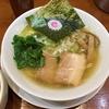 麺や百日紅@新宿三丁目の煮干し塩そば
