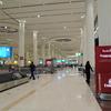 ドバイ国際空港到着、入国。【アラブ首長国連邦・ドバイ(その1)】