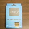 PCモニタで昔のゲーム機を遊ぶ(AV → HDMI変換機)HEJSANG AV to HDMI変換コンバーター コンポジット アダプター