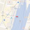 Swift MapKitのサンプル