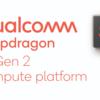 Qualcomm、エントリPC向けSoC「Snapdragon 7c Gen 2」発表 ~ CPUのクロックが向上