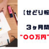久々更新!せどりってやっぱり甘くないっす!開始3ヶ月の収益は〇〇万円でした。