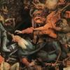 悪魔のリンチに耐える老人の絵画?西洋版百鬼夜行「聖アントニウスの誘惑」の解説②