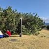 【八丈島で冬キャンプ】釣りもキャンプも!底土野営場で欲張りキャンプ
