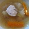 鶏胸肉スープ