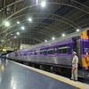 バンコクからチェンマイまで寝台列車2等の上段・エアコン無しで行ってきた