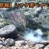 【悲報】シャケ男ベイベー