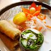 ヴェトナム・アリス@銀座でおいしいベトナム料理のランチ♪一人でも入りやすいです(^^)