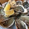貝と、牡蠣と、貝と…「Juste」@9区