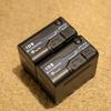 LバッテリーでGH5を外部バッテリーから動かす