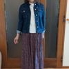 デニムジャケット(Gジャン)は流行に左右されない定番アイテム|長く着られる上質な生地を選ぶ