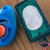 「クリッカー」怖いもの→楽しいもの!にするトレーニング!ハル(トイプードル2歳)