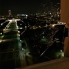 エッフェル塔に住むクモさん♪笑エッフェル塔からの夜景❤️