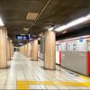 誰もいない駅