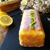 春はレモンバターケーキ(ウィークエンドシトロン)