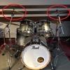 ドラムアドバイザー&ドラム講師 梨本の クラッシュシンバルくらべてみました。