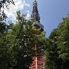 7月24日(火)hatenaよりお昼の東京タワー。