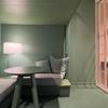 toggle hotel @水道橋 (2)カフェ・朝ご飯 ・感想まとめ- 女子旅向き・バイカラーのおしゃれ映えホテル