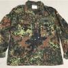 旧西ドイツの軍服  陸軍迷彩ジャケット(フレックパターン)とは?  0139  🇩🇪