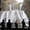 袋田の滝と岡倉天心とアンコウ鍋 茨城北部の旅(2の1)