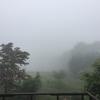 八ヶ岳の梅雨
