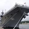 舞鶴北吸桟橋:護衛艦ひゅうが・護衛艦あたご
