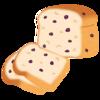 シロカのホームベーカリーで作る食パンレシピ【全粒粉×くるみレーズン】