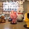【韓国カフェ・梨泰院(イテウォン)】「BT21カフェ」に行ってきました!!(バンタンの直筆BT21イラストもありました!!)