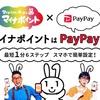 マイナポイントの紐づけにはPayPayがおすすめ!チャージするだけで5000円もらえる!