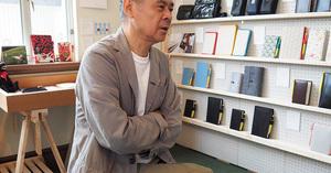 糸井重里さんに聞く、Webと手帳に書くことの違い 「Webは人の前、手帳はちょっとだけ裸」
