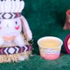 【ゴールデンベリーのレアチーズケーキ】ハーゲンダッツ 2月18日(火)新発売、コンビニ アイス 食べてみた!【感想】
