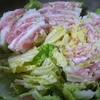 ほっこり温かい豚バラ白菜ミルフィーユの作り方